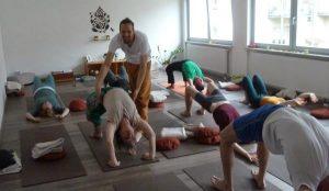 herzöffnende Yogatunde